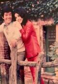 柏木由紀子、亡き夫・坂本九さんの77歳の誕生日に懐かしい写真を公開「47年前!!」