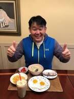 花田虎上、体調の回復を報告「体重が1.1キロ減っていました!」