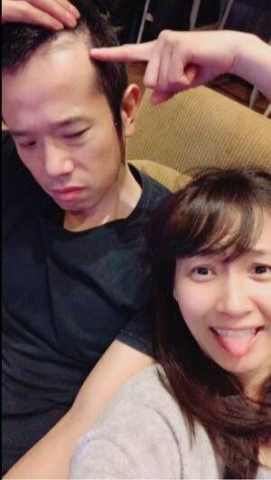 藤本美貴、ハゲ疑惑を指摘される夫・庄司智春を擁護