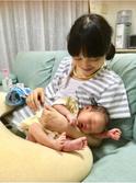 森渉、娘の身長が16cm伸びたことを報告「オムツはSからMに」