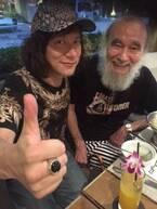 ダイアモンド☆ユカイ、タイで妻のシュノーケリング姿に驚愕&結婚の証人と再会