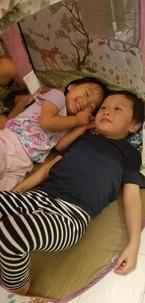 小原正子、子連れ女芸人お泊まり会で長男がラブラブ「同い年の二人いい感じ」