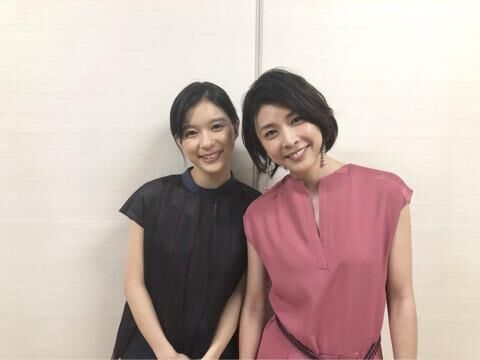 芳根京子、竹内結子からの嬉しい言葉に「泣きそうになりまして」