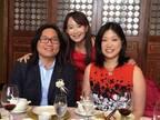 アグネス・チャン、香港で行った長男の披露宴「美しいお嫁さん」に感謝つづる