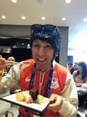 葛西紀明、平昌で日本食を堪能「リラックスしたいと思います」