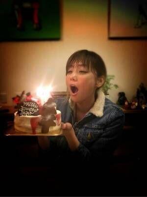 倉科カナが約3か月ぶりのブログ更新、30歳になっていたと報告
