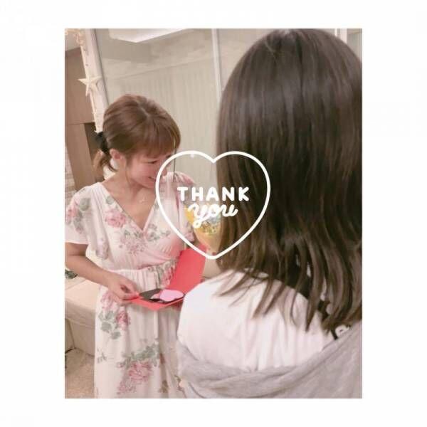 辻希美、母の日のプレゼントに感激「本当に嬉しい 何よりも嬉しい」