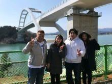 サンド富澤、震災から7年で被災地の現状 気仙沼に「色」が戻ってきたと報告