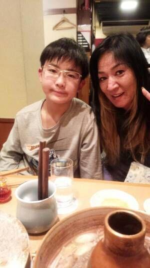 ジャガー横田 11歳の息子が反抗期でボヤく「あんなに苦労して妊活して」