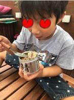 辻希美&杉浦太陽、長男がおやつにモリモリ食べる物「鯖ラブが止まらないw」