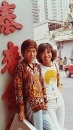 ピーター、美川憲一と45年前のお宝2ショットに「美男子」の声
