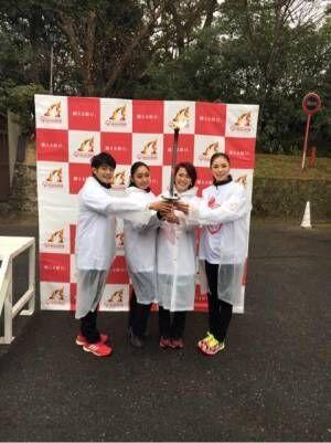安藤美姫、スペシャルオリンピックスの採火式へ「存在を知っていただきたい」