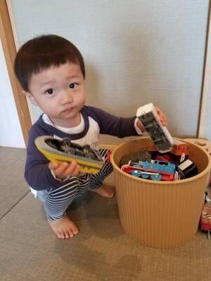 小原正子、1歳2ヶ月になった次男の卒乳は「手こずりそうな予感」