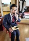 """羽田美智子、最終回迎える『特捜9』""""年々可愛くなっていく""""津田寛治を隠し撮り"""