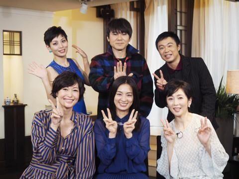 朝ドラ『カーネーション』メンバーが同窓会 ヒロイン尾野真千子と「あれから6年たつのかぁ~」
