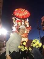 矢田亜希子、青森で見た祭りの迫力に感動「写真だとなかなかこの迫力が」