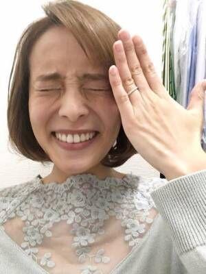 上田まりえ、結婚指輪をなくし「私が悪い奥さんだからかな…」