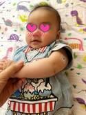 保田圭、予防接種で息子に副反応「初めてのお熱に私もオロオロ」