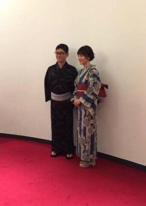 薬丸裕英、夫婦役・鈴木杏樹との浴衣2ショットを公開「大人も感動する作品」