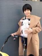 森崎友紀、心機一転ヘアカットした姿を公開「長い髪を乾かす時間もなく」