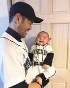 ニッチロー'、生後3か月の息子への贈り物を紹介「ルーティンも披露してくれました」