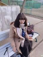 大友花恋、変顔を公開するも「かわいすぎる」「変顔じゃない」の声