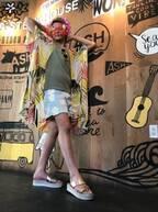 ボイメン小林豊、ハワイで浮かれている写真を公開「かわいい!」「合成かと思った」の声