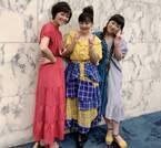 """中村由真、浅香唯&大西結花との""""風間三姉妹""""ショットを公開「幸せな時間でした」"""