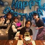 つんく♂、矢口・保田・辻からのケーキにツッコミ「ちょい違うやん。笑」