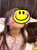 ギャル曽根、3歳の娘がメイクに興味「可愛い」「通る道ですね」の声
