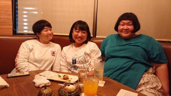 安藤なつ、南キャン・しずちゃんらと山里亮太のお祝い「どうかこの三人の嫁ぎ先も見つかりますように」