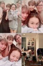 misono、吉木りさの自宅で森下悠里&住谷杏奈の誕生日会「めちゃくちゃ笑った!」