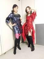 森口博子&早見優、コラボレーションライブを開催「自主練頑張ったので嬉しい」