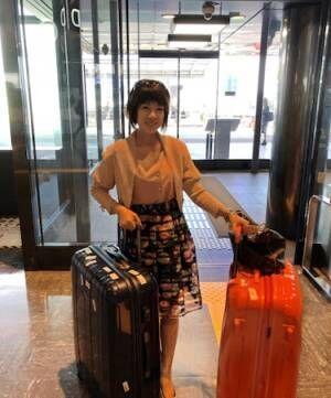 堀ちえみ、術後の初海外旅行で韓国へ「とても素敵な時間を過ごしています」