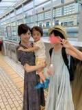 料理研究家・桜井奈々、子連れ新幹線移動の反省点を明かす「やっぱり、、必要でした」