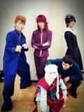 舞台『幽☆遊☆白書』の集合ショットを公開「非常に滾った公演でした」
