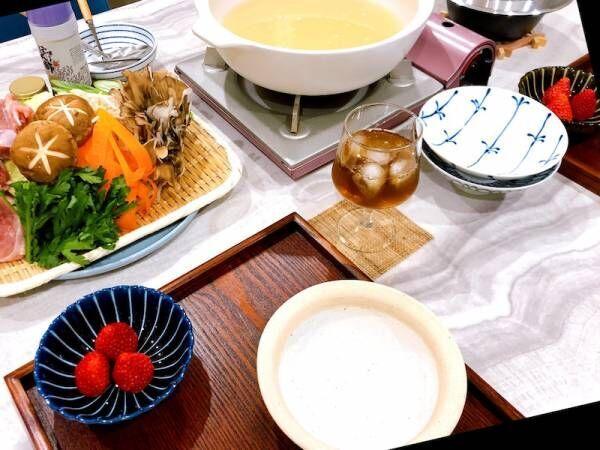 渡辺美奈代、ママ友からの貰い物で夕食作り「3種類もはいっていました!」