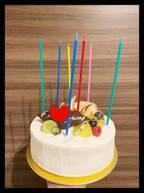 ギャル曽根、息子が7歳の誕生日を迎え「嬉しい反面なんだか寂しい」