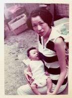 SHIHO、自身が0歳の時の母娘2ショットを公開「心を込めて、ありがとう」