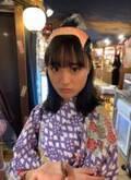 大友花恋、似合うと言われたユニークな被り物姿を披露「可愛い!」「似合ってます」の声