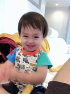 川崎希、息子の夜泣き対策に効果的だった事「踊り出して泣き止んだ」