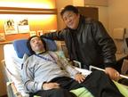 頸髄完全損傷で入院中の高山善廣、前田日明が見舞いに訪れ「とても楽しく、愉快な時間」
