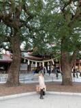 神田沙也加、厄除け祈願を行ったと報告「良い年になるといいなぁ」