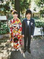 """谷花音、鈴木福と""""桜を見る会""""に出席「本当に素敵な時間が過ごせました」"""