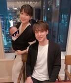 本田朋子アナ、夫・五十嵐圭との思い出のホテルディナーへ「また一緒に訪れたい」