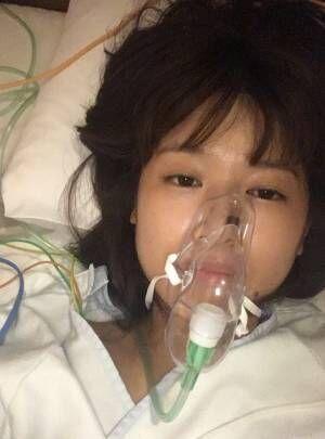 流れ星瀧上の妻・小林礼奈、子宮外妊娠で緊急手術し入院「手術内容でもショックなことが」