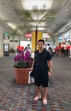 だいたひかる、夫の誕生日に沖縄へ旅行「残念ながら今日はフェリーが欠航になり」