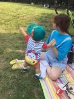 ぺこ、息子・リンクくん生後11か月の身長&体重を明かす「元気に大きくなってくれて」