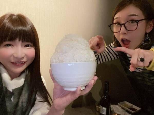 もえあず、憧れの加護亜依と焼き肉&カラオケへ「特別な時間やったよ!」