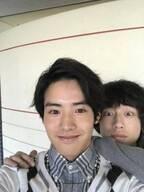 坂口健太郎との思い出明かす『イノセンス』2ショットを公開に「絶対観ます!!!」「かっこいい」の声